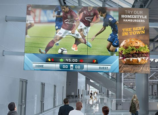 Philips-Video-wall